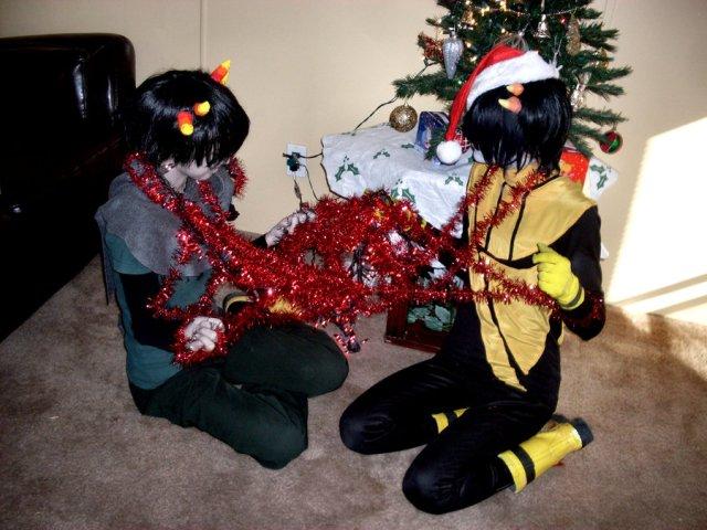 cosplay christmas
